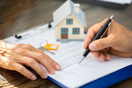 Real Estate Contract Negotiation
